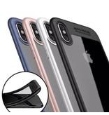 Stuff Certified ® iPhone 6 - Auto Focus Armor Case Cover Cas Silicone TPU Hoesje Zwart