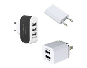 Chargers and car chargers