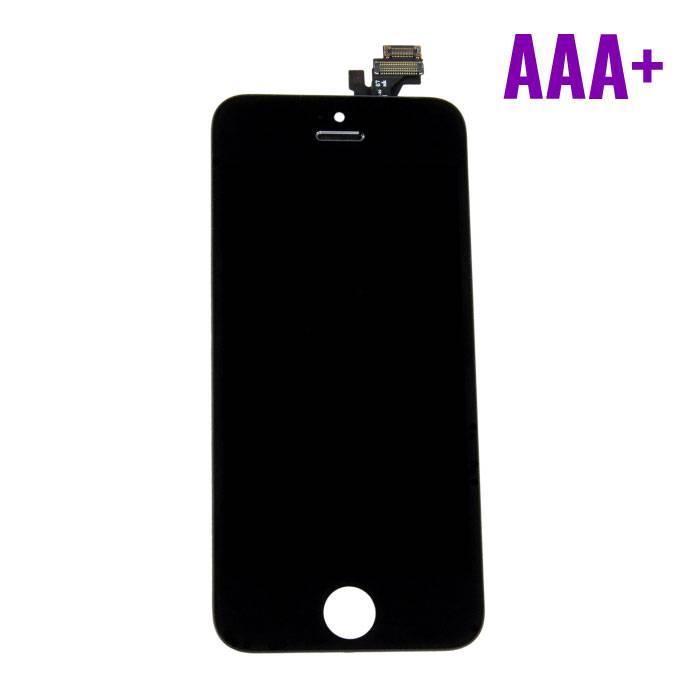 iPhone 5 Screen (Touchscreen + LCD + Onderdelen) AAA + Quality - Black