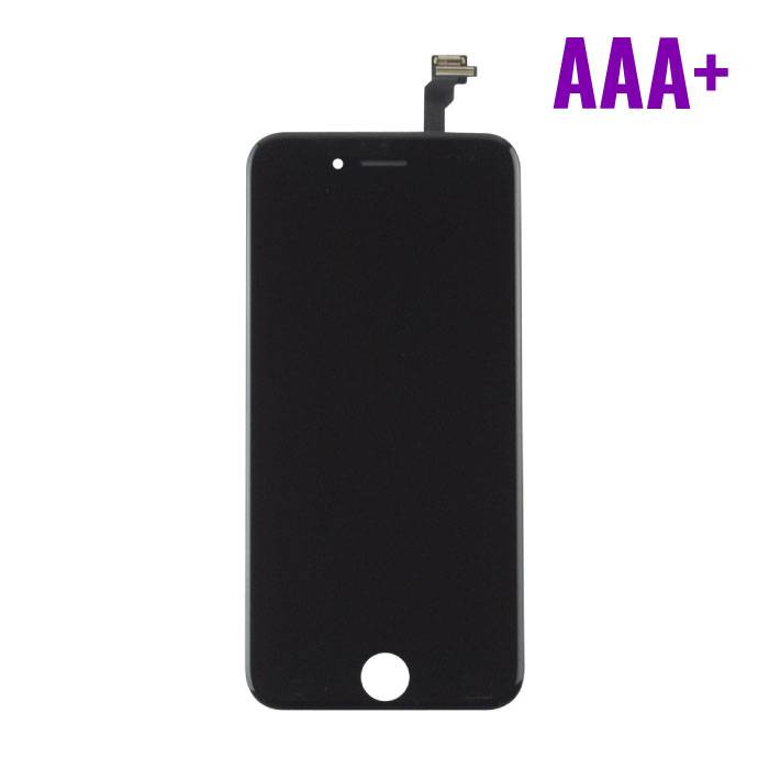 "iPhone 6 4.7 ""screen (Touchscreen + LCD + Onderdelen) AAA+ Quality - Black"