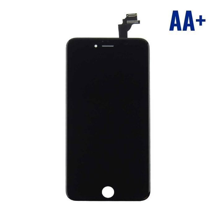 iPhone 6 Plus screen (Touchscreen + LCD + Onderdelen) AA+ Quality - Black