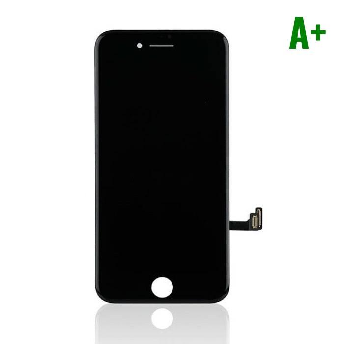8 iPhone screen (Touchscreen + LCD + Onderdelen) A + Quality - Black