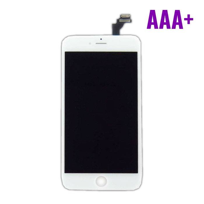 iPhone 6S Plus screen (Touchscreen + LCD + Onderdelen) AAA + Quality - White