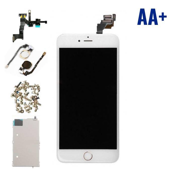 iPhone 6S Plus Voorgemonteerd Scherm (Touchscreen + LCD) AA+ Kwaliteit - Wit