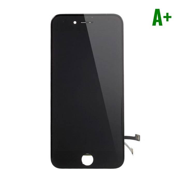 7 iPhone screen (Touchscreen + LCD + Onderdelen) A + Quality - Black