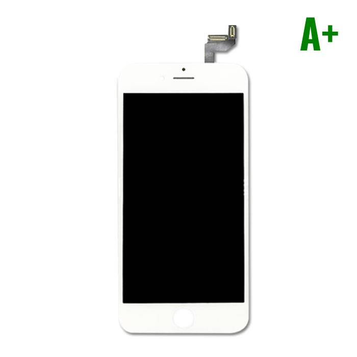 """iPhone 6S 4.7 """"screen (Touchscreen + LCD + Onderdelen) A+ Quality - White"""