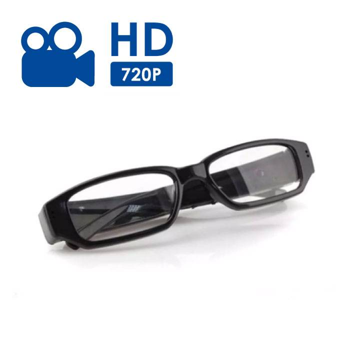 Spycam Glasses Spion Bril Verborgen Camera - 720p