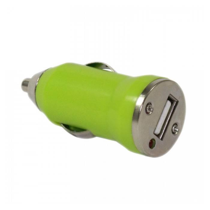 Stuff Certified ® 10-Pack iPhone/iPad/iPod AAA+ Autolader USB - Snel opladen - 5 Kleuren