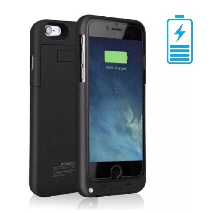 iPhone 5 5S SE 2200mAh Powercase Powerbank Oplader Cover Case Hoesje