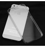 Stuff Certified ® 5-Pack Transparant Clear Case Cover Silicone TPU Hoesje iPhone 6