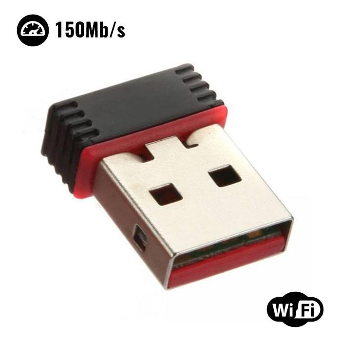 Wifi USB Mini Dongle Network Wireless 150Mb/s 802.11N Adapter Adaptor