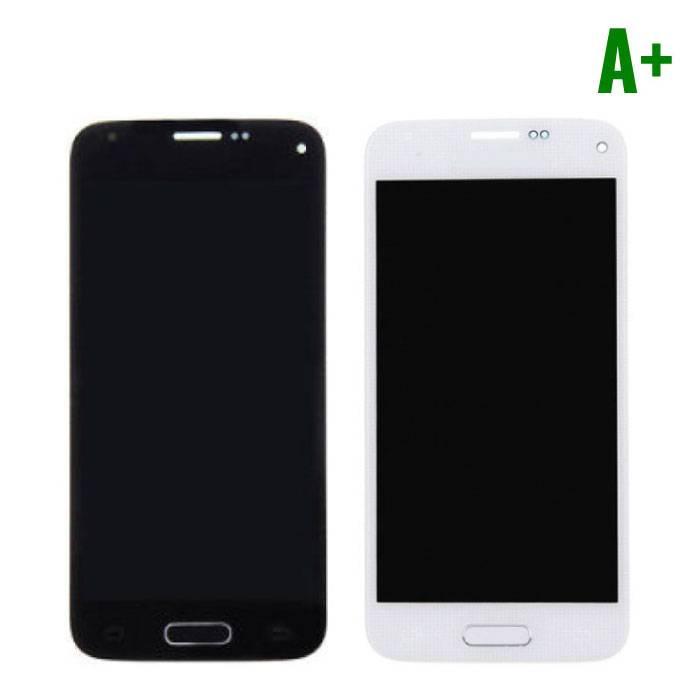 Samsung Galaxy S5 Mini display (LCD Touchscreen +) A+ Quality - Blue/White