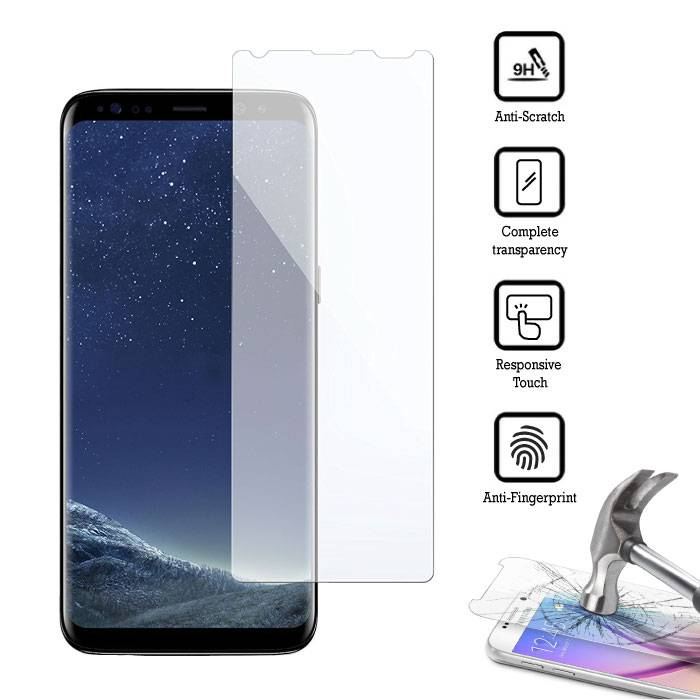 Screen Protector Samsung Galaxy S8 Plus Tempered Glass Film