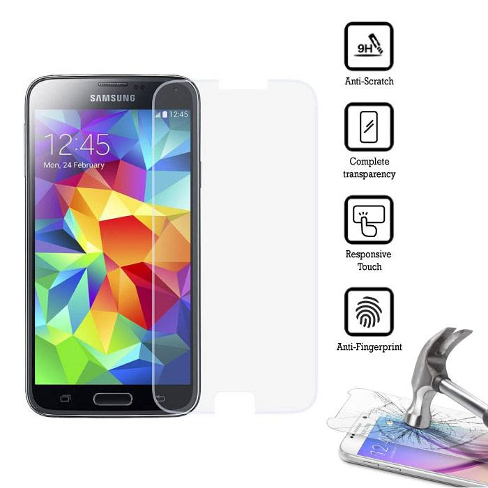 Screen Protector Samsung Galaxy S5 i9600 Tempered Glass Film