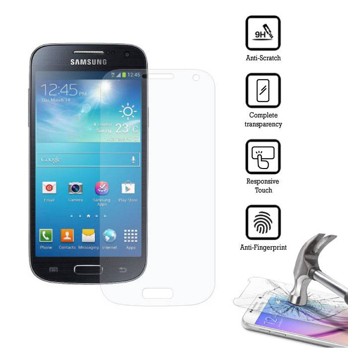 Screen Protector Samsung Galaxy S4 i9500 Tempered Glass Film