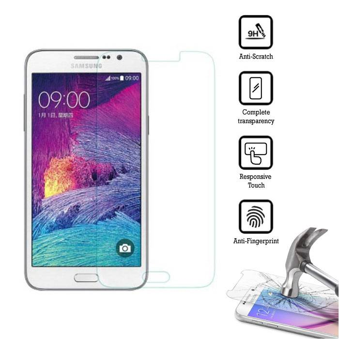 2-Pack Screen Protector Samsung Galaxy Prime J7 2016 Tempered Glass Film