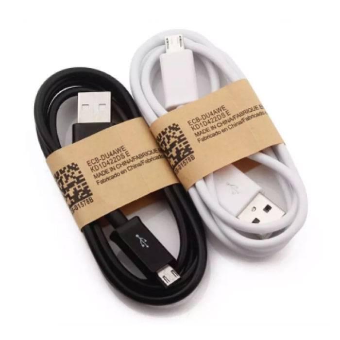 Stuff Certified ® 3-Pack USB 2.0 - Micro-USB Oplaadkabel Oplader Data Kabel Data Android 1 Meter Zwart