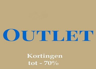 OUTLET zomer 2016