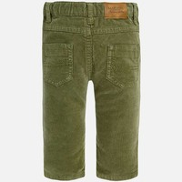 "Corduroy trousers ""slim fit"""