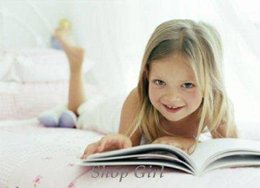 Shop Girl 18 maand - 8 jaar