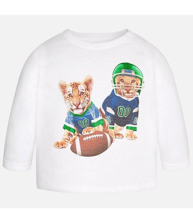 "Mayoral Tshirt ""Tiger"" Mayoral"