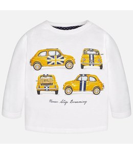 "Mayoral Tshirt ""Car"" Mayoral"