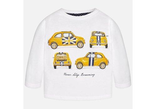 """Mayoral Tshirt """"Car"""" Mayoral"""