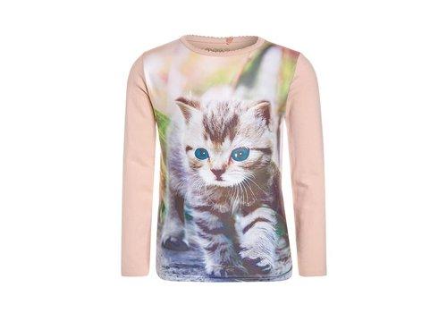 """Lemon Beret Tshirt """"Cat"""" Lemon Beret"""