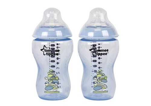 Tommee Tippee Feeding bottle  2 x 340ml
