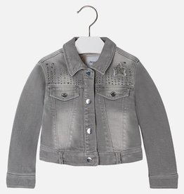 Mayoral Girl denim jacket Mayoral