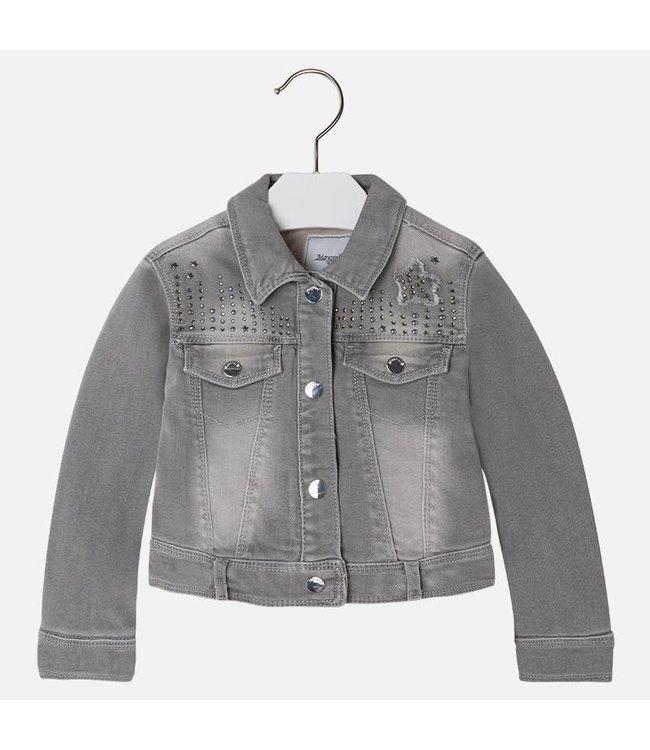 Mayoral Girl denim jacket Mayoral