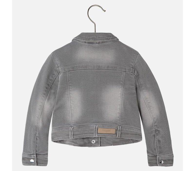 Girl denim jacket Mayoral