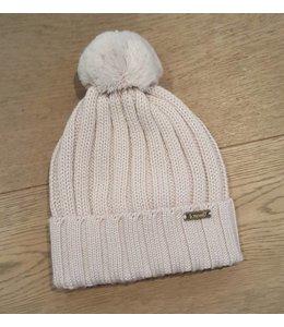 Il Trenino Hat with pompom  Il Trenino