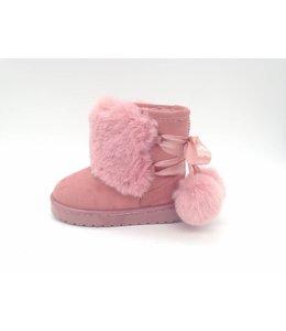 "Shoes ""pompom"" pink"
