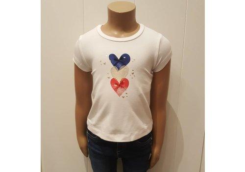 "Liu Jo Tshirt ""Heart"" Liu Jo"