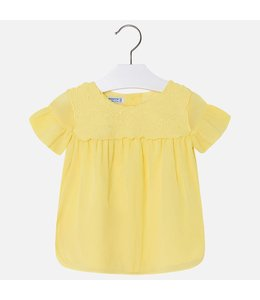 Mayoral Blouse yellow