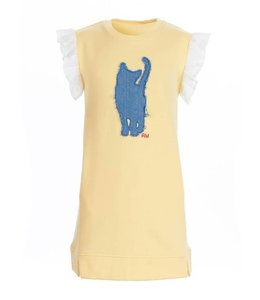 "River Woods Dress ""Cat"""
