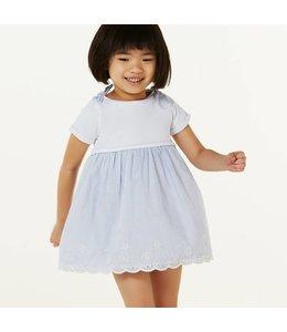 Liu Jo Jurk blauw/wit girls
