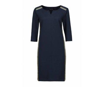 Expresso Dress donkerblauw Keesje