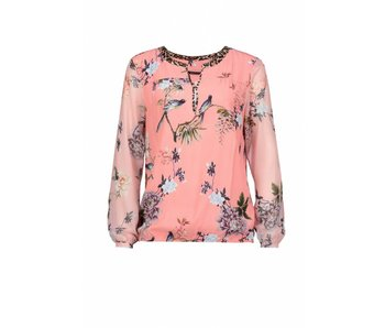 Expresso Blouse roze Jip