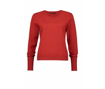 Expresso Pullover rood Maura