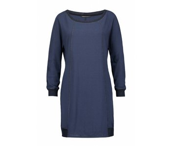 Expresso Top donkerblauw Nicole