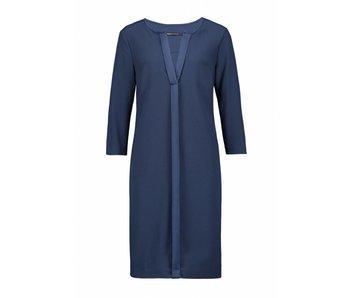 Expresso Dress donkerblauw Noelle
