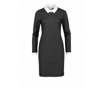 Expresso Dress antraciet Mariska