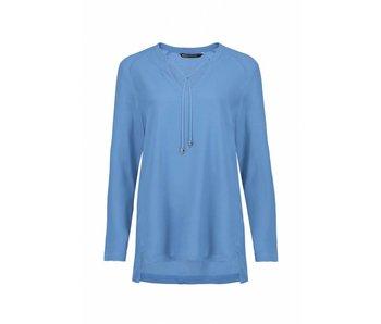 Expresso Blouse blauw Mimi