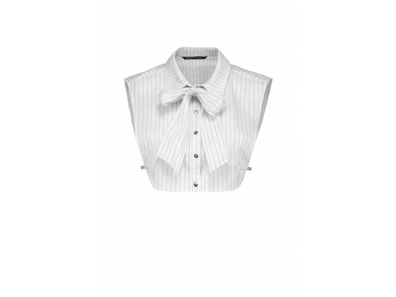 Expresso collar bow wit Smooth
