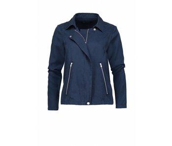 Expresso Jacket ls donkerblauw Hagar