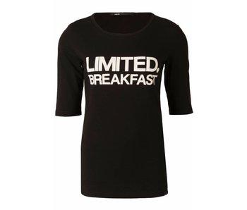 Penn & Ink Shirt zwart w17f123LTD