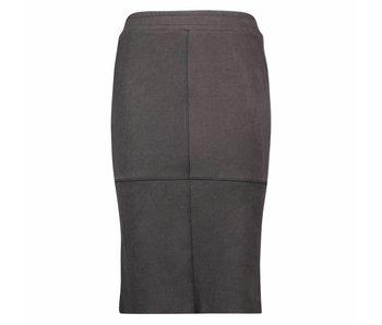Penn & Ink Skirt antraciet w17f045
