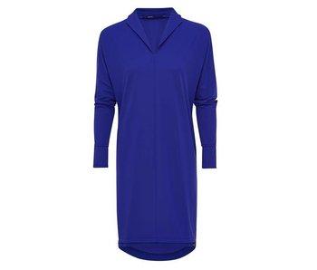 Penn & Ink Dress royal blue w17n196ltd